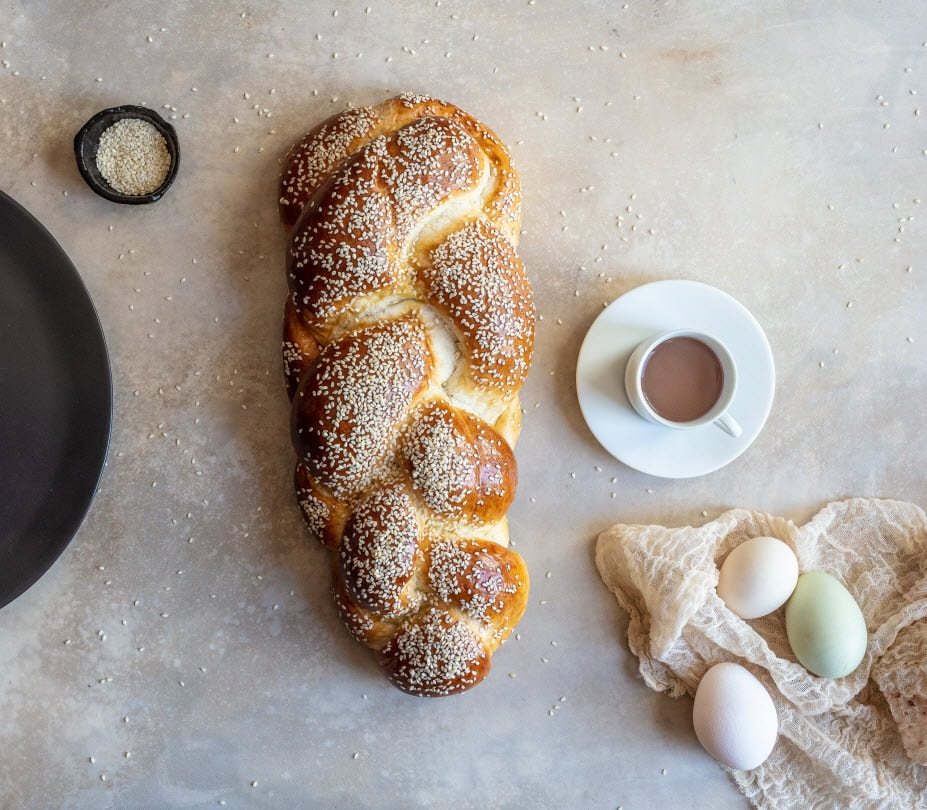 Challah Bread - Moments Bakery