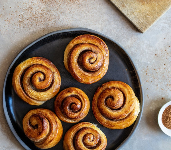 Cinnamon Roll - Moments Bakery
