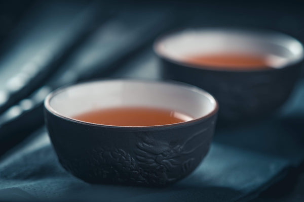 Tea Fit For An Empress: The Health Benefits of Oolong.