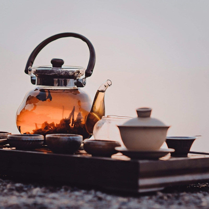 Sin Eraser: Puerh Tea of the Rising Sun (Back in Stock January 20th!)