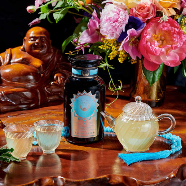 Quintessence: Tea for Opening & Healing the Throat Chakra
