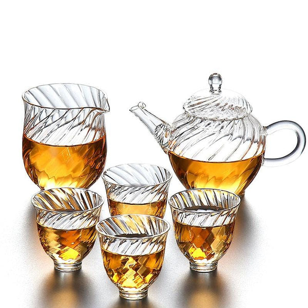 Glass Tea Sets