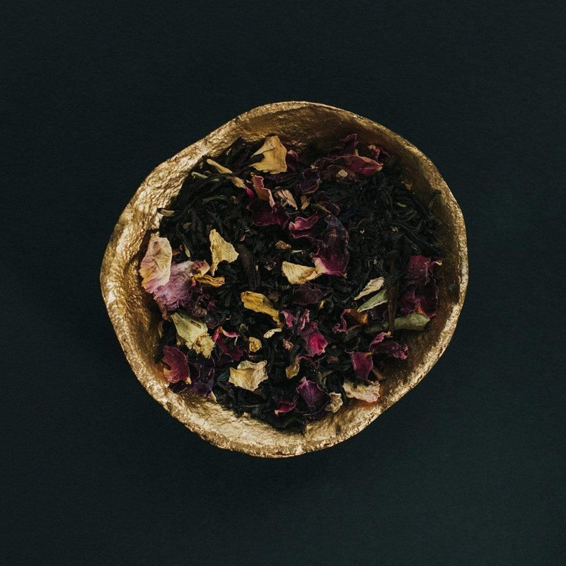 Gypsy Rose Black Tea - Tea & Transformation subscription box | Organic healing tea & Gifts