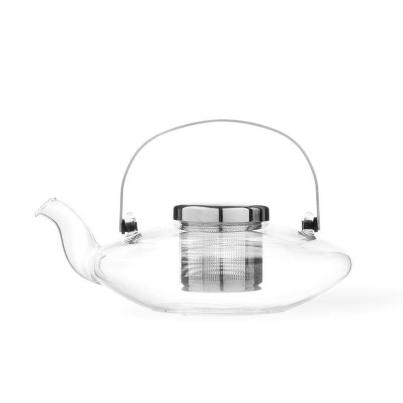 Tea Sets and Teapots with Stainless Steel Strainers