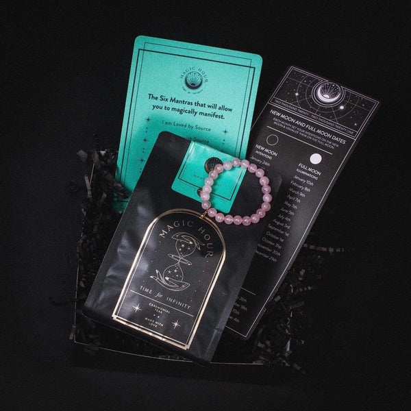 Miracle Box with Mantra Mint Herbal Tea