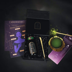 Emotional Freedom Box with Ceremonial Matcha