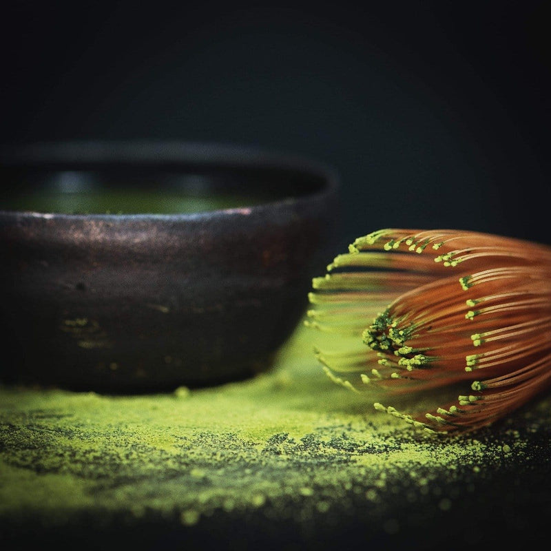 Organic Ceremonial Matcha: Tea of Longevity & Infinite Energy