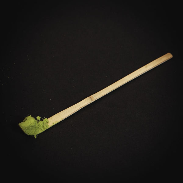 Ceremonial Matcha Bamboo Scoop