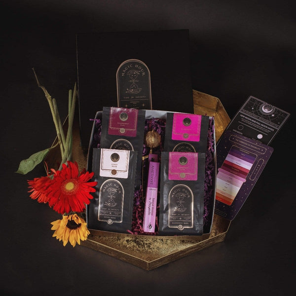 Magic Hour Sampler Gift Set with Simple Steep