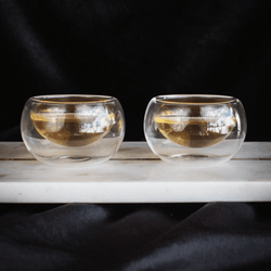 Double Walled Ceremony Tea Glass