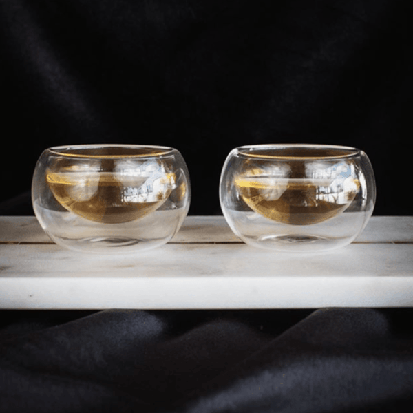 Double-Walled Ceremony Tea Glass