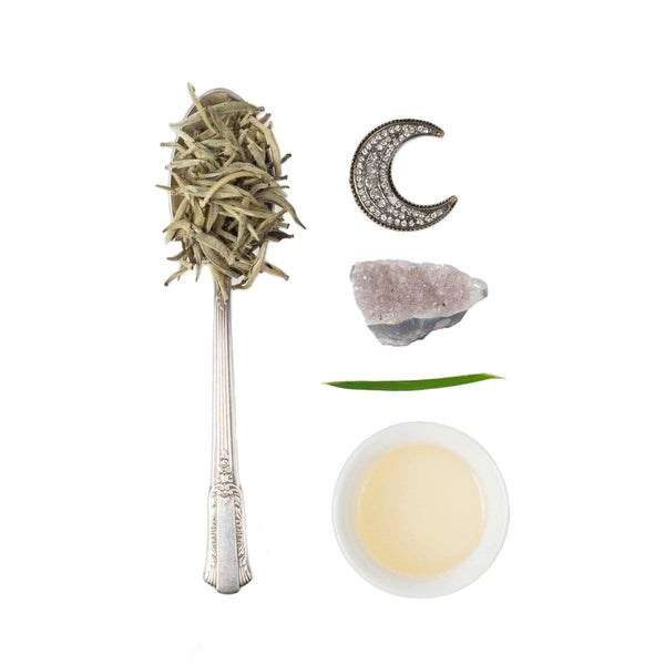 Silver Moon: Tea of New Beginnings