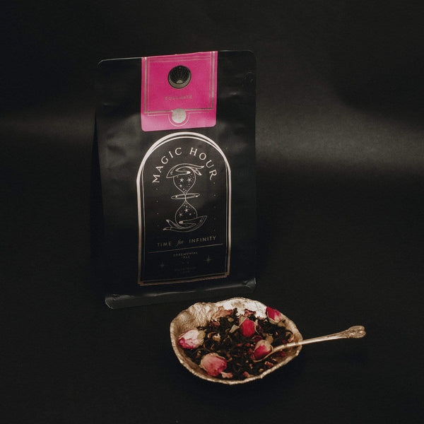 Soulmate: Chocolate-Raspberry-Rose Black Tea