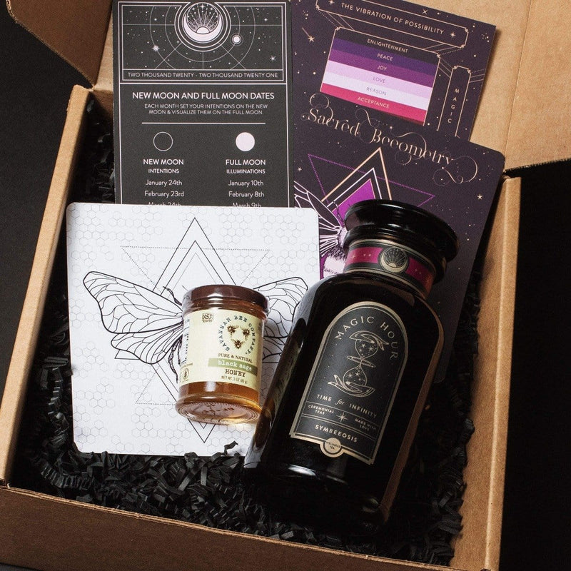 The Bee Well Box: Flower Power Tea for Queen Bees