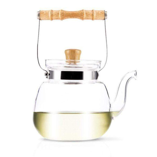 40oz Chinese Glass Water Kettle