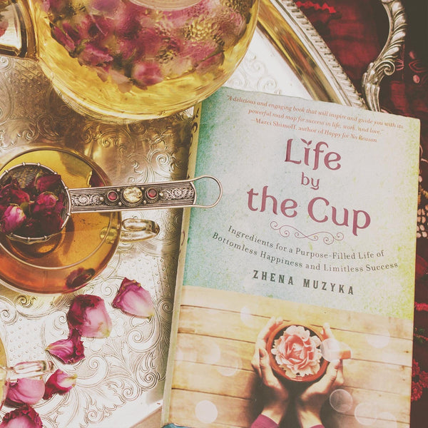 Life by the Cup by Zhena Muzyka - Tea & Transformation subscription box | Organic healing tea & Gifts