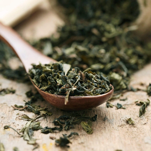 Emerald Green: Tea of Good Fortune