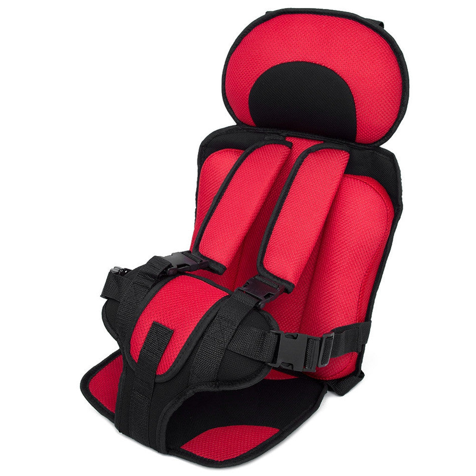 Red Safety Car Seat