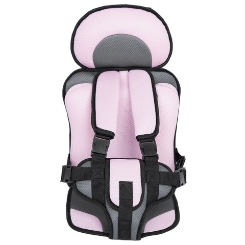 Pink Safety Car Seat