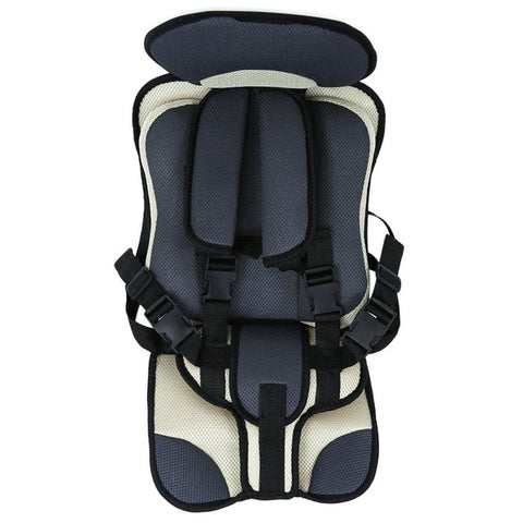 Cream Safety Car Seat