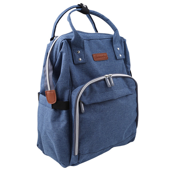 Navy Essentials Bag