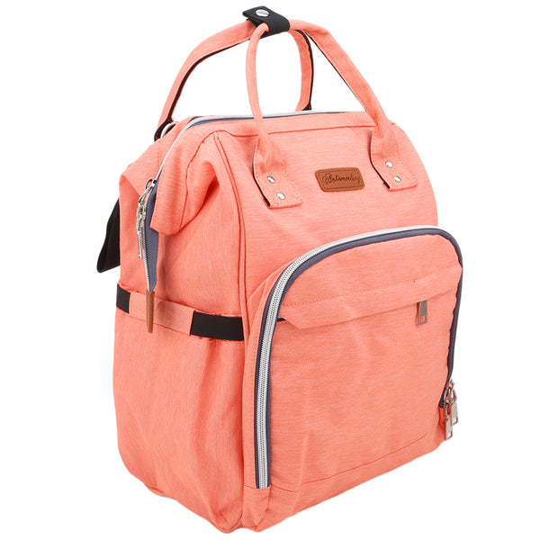 Light Orange Essentials Bag