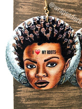 Da Roots | earrings