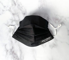 Panther | reusable face mask w/ pocket