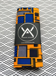 Sheena | sorority inspired wrap