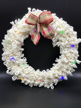 Knit Wreath (December 8th)