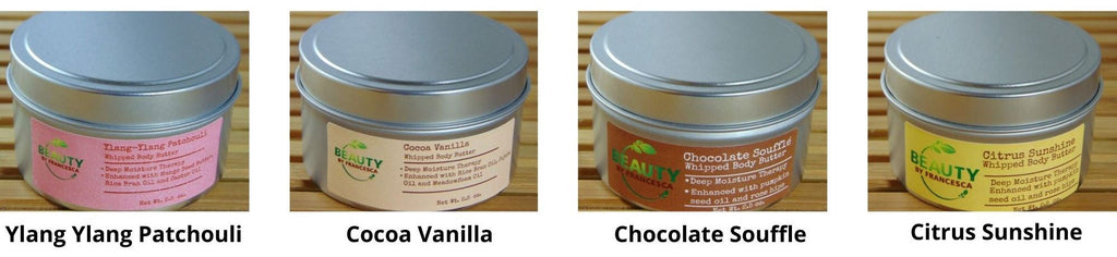 Body Butter Selection