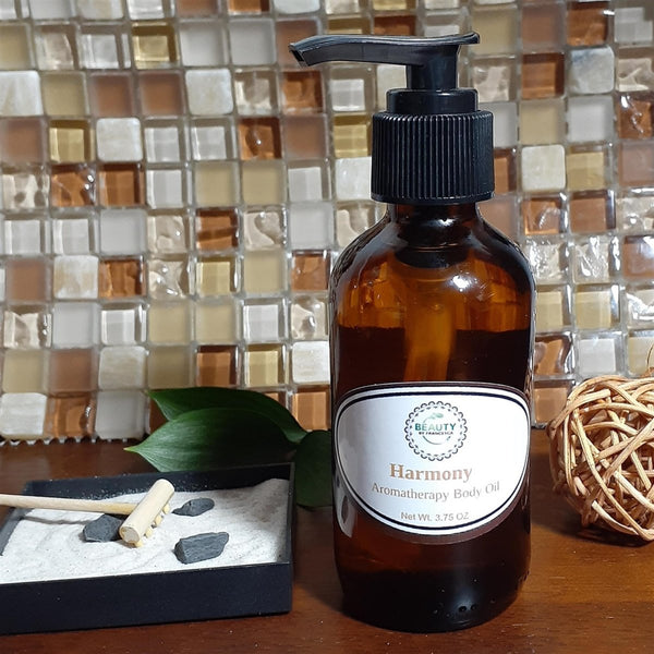 Harmony Aromatherapy Body Oil