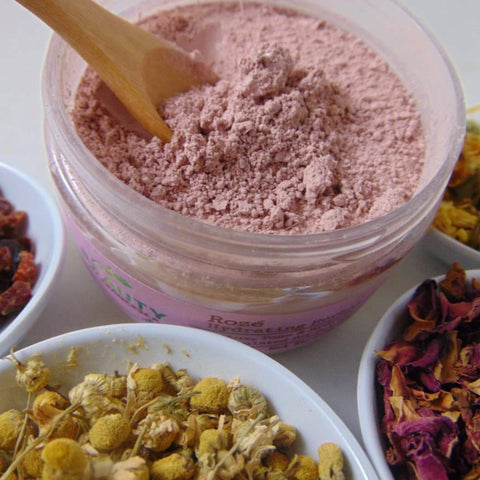 Roze - Hydrating Herbal Face Mask