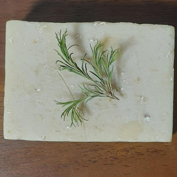 handcrafted double ale soap unscented