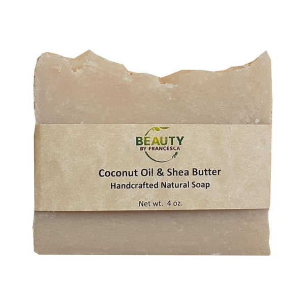 Coco-Shea Coconut Oil Soap