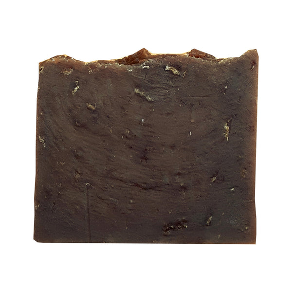 Beauty By Francesca Honey Oatmeal Chai soap front view