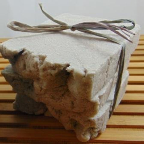 Ocean Breeze Sea Salt Soap Bar bundle of three with twine
