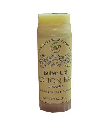 butter up lotion bar open