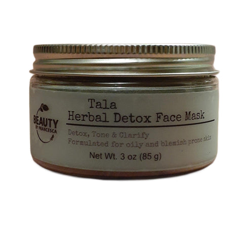 tala herbal detox face mask