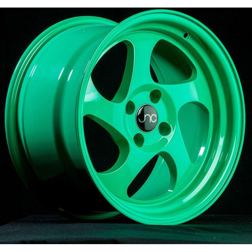 JNC034 Wasabi Green - JNC Wheels