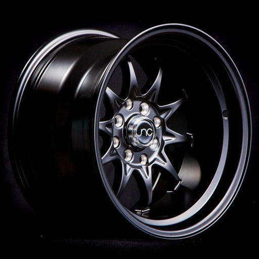 JNC003 Matte Black - JNC Wheels