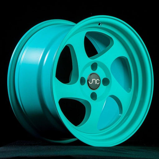 JNC034 Matte Tiffany Blue - JNC Wheels