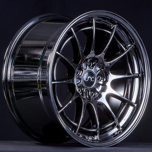 JNC033 Black Chrome - JNC Wheels