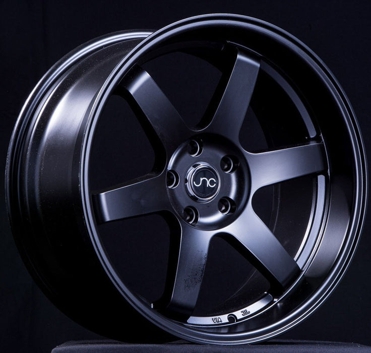 JNC014 Matte Black - JNC Wheels