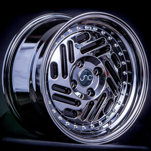 JNC035 Black Chrome - JNC Wheels
