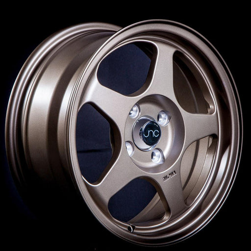 JNC018 Matte Bronze - JNC Wheels