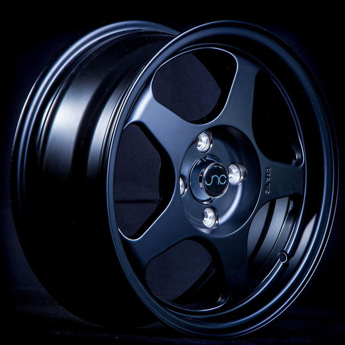 JNC018 Matte Black - JNC Wheels