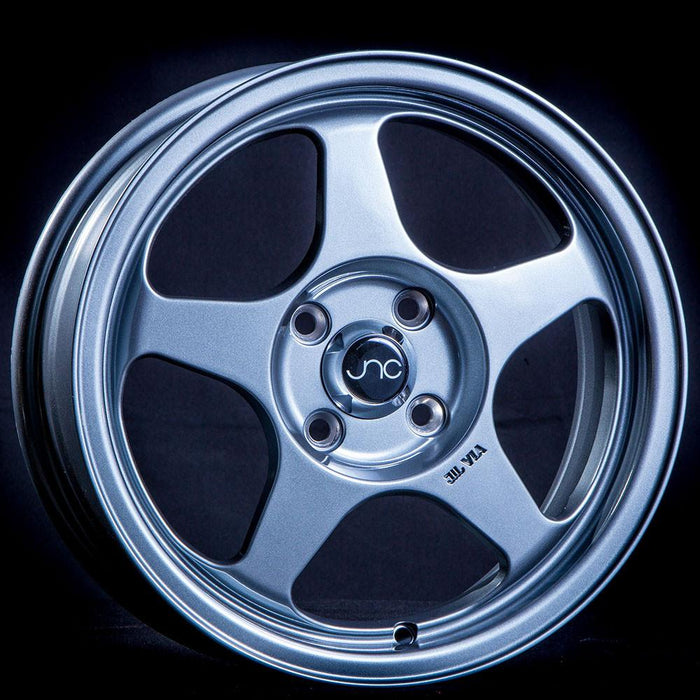 JNC018 Gunmetal - JNC Wheels