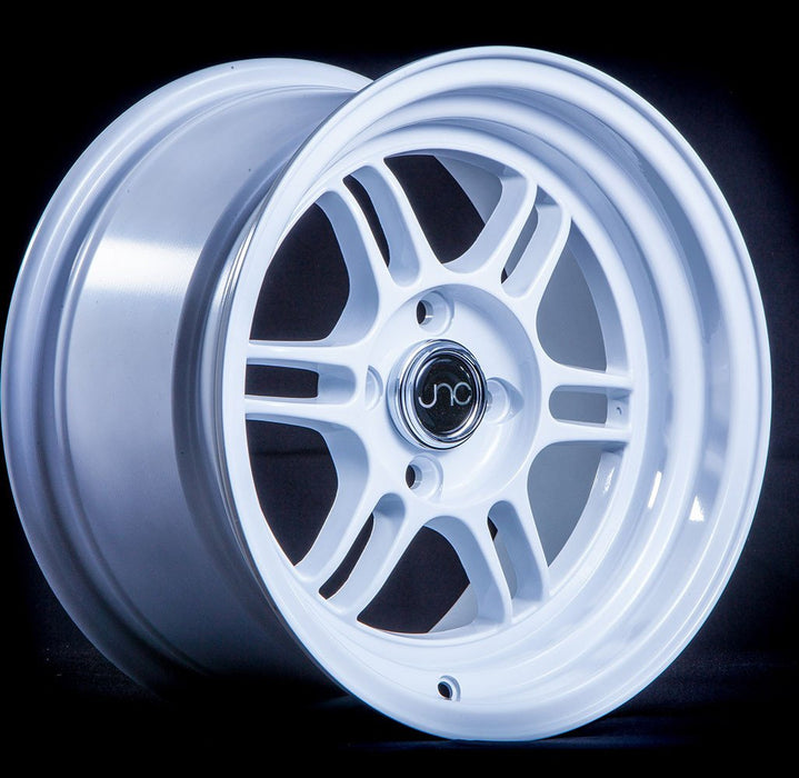 JNC021 White - JNC Wheels