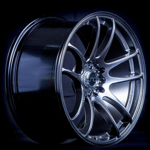 JNC030 Hyper Black - JNC Wheels